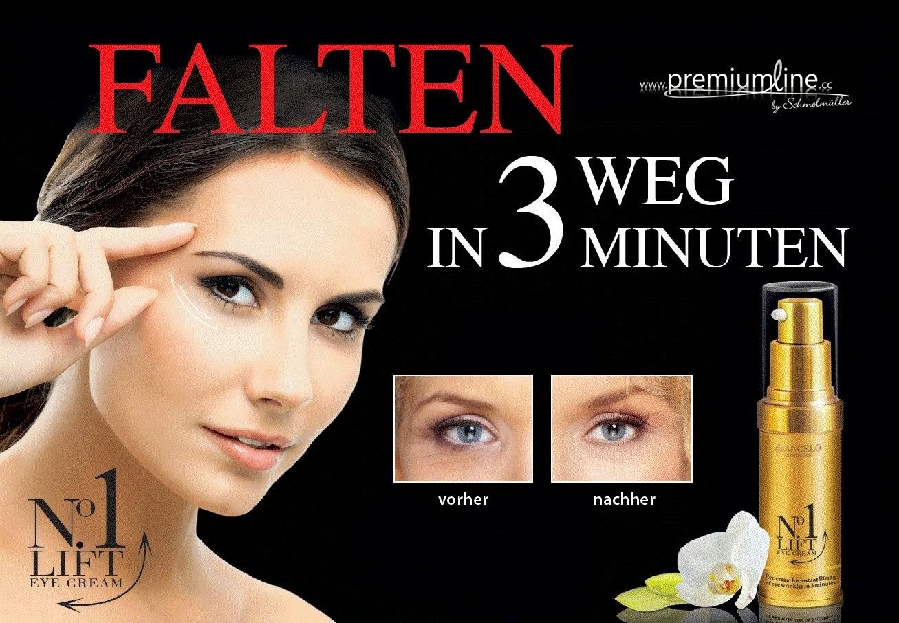 Neu In Deutschland Lifting Eye Cream No1