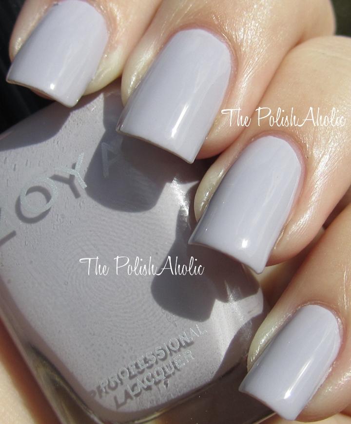 The PolishAholic: Zoya Winter 2011 Feel Collection Swatches