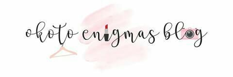 Okoto Enigma Blog
