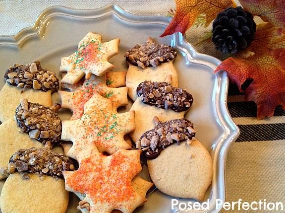 Brown Sugar Cut Out Cookies