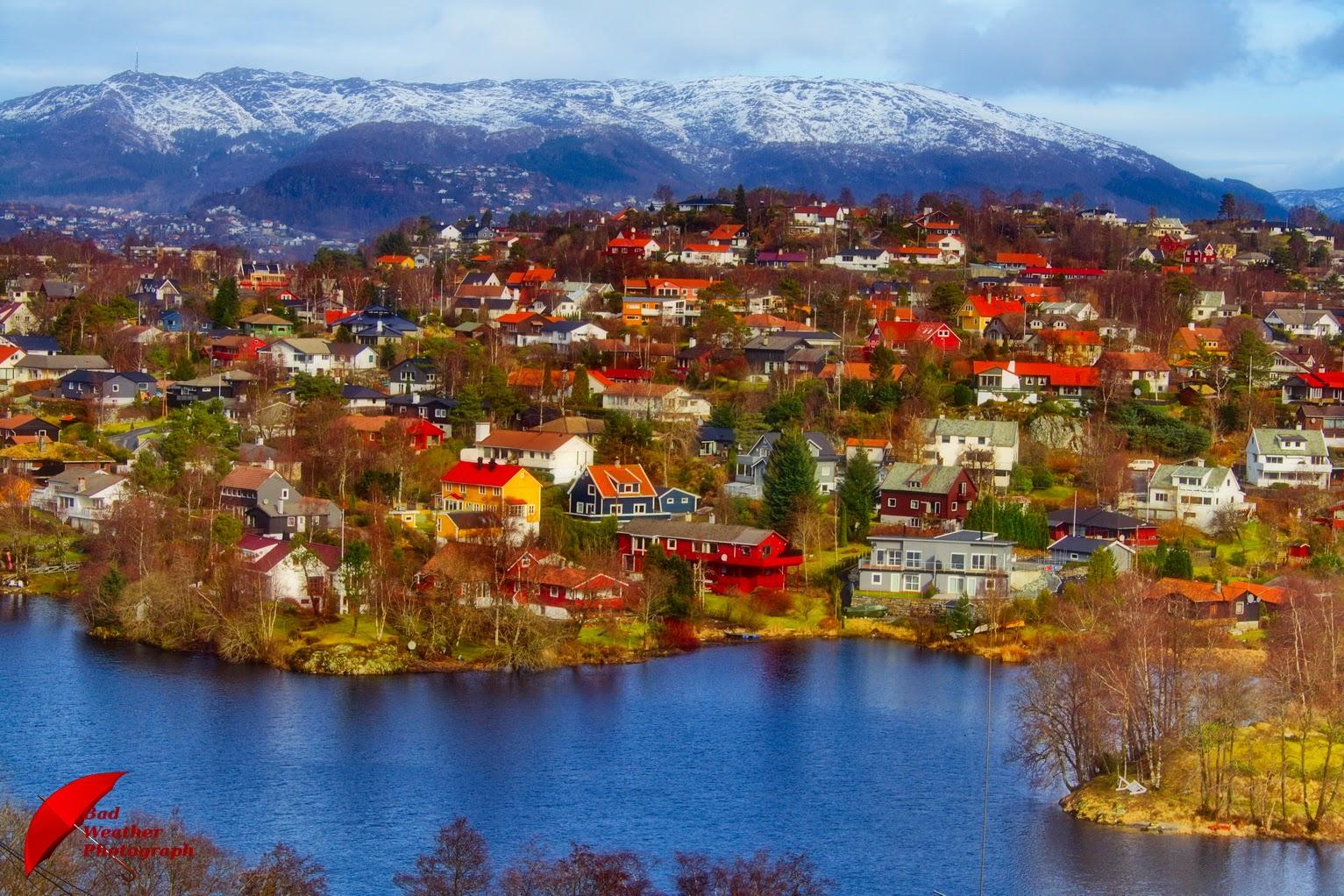 Bergen, Skjold