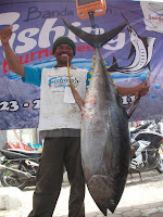 It's Time  For Fishing At Banda Aceh