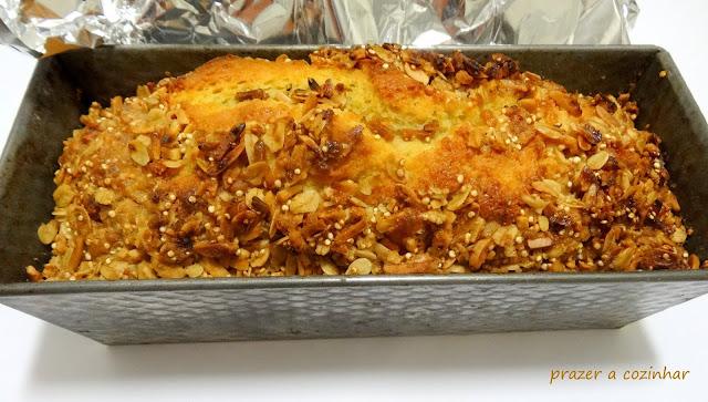 prazer a cozinhar - Perfect Pound Cake