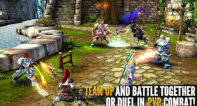 Download Order & Chaos 2 Redemption Apk