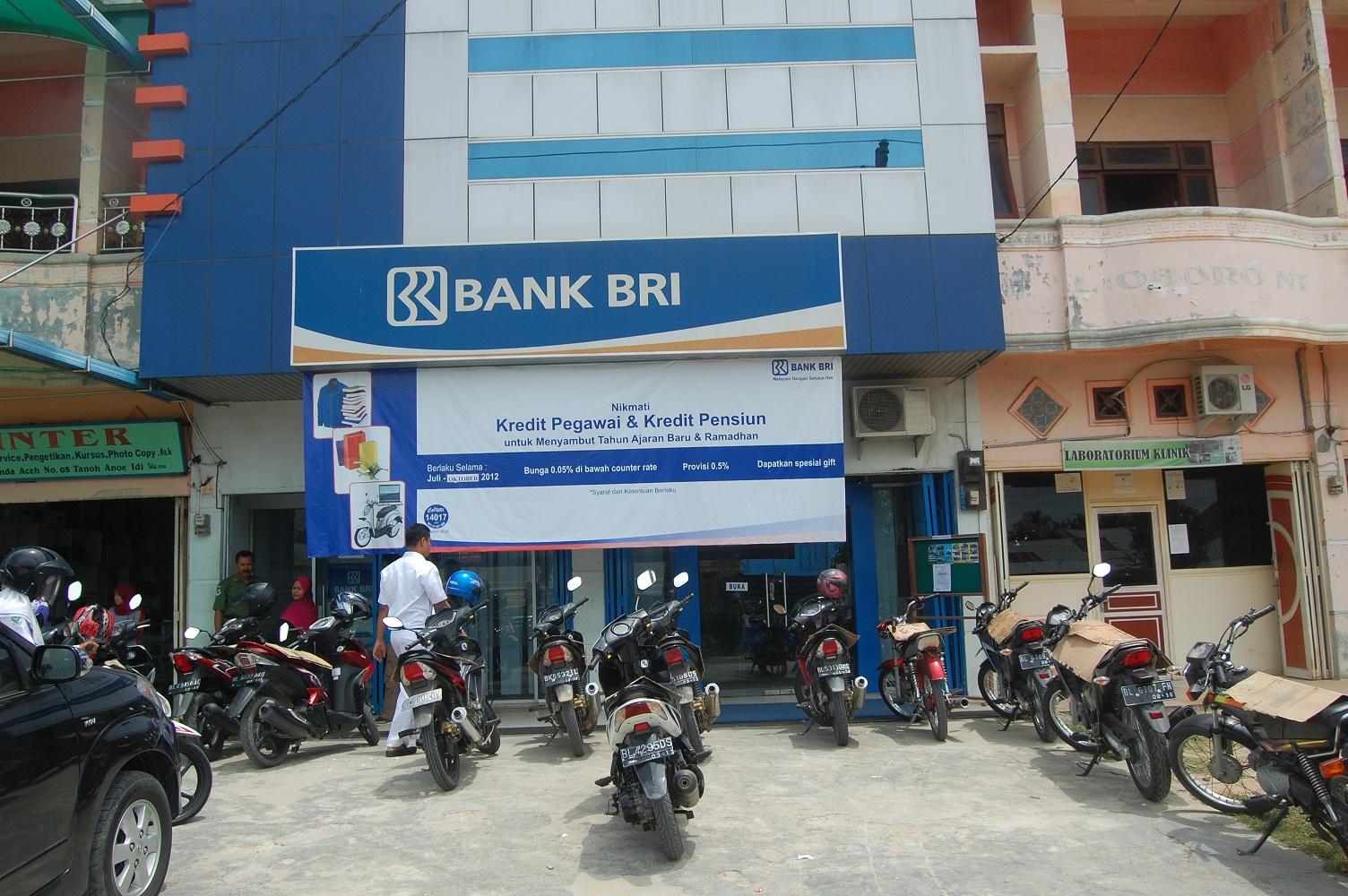 Lowongan Kerja Bank BRI Mei 2013