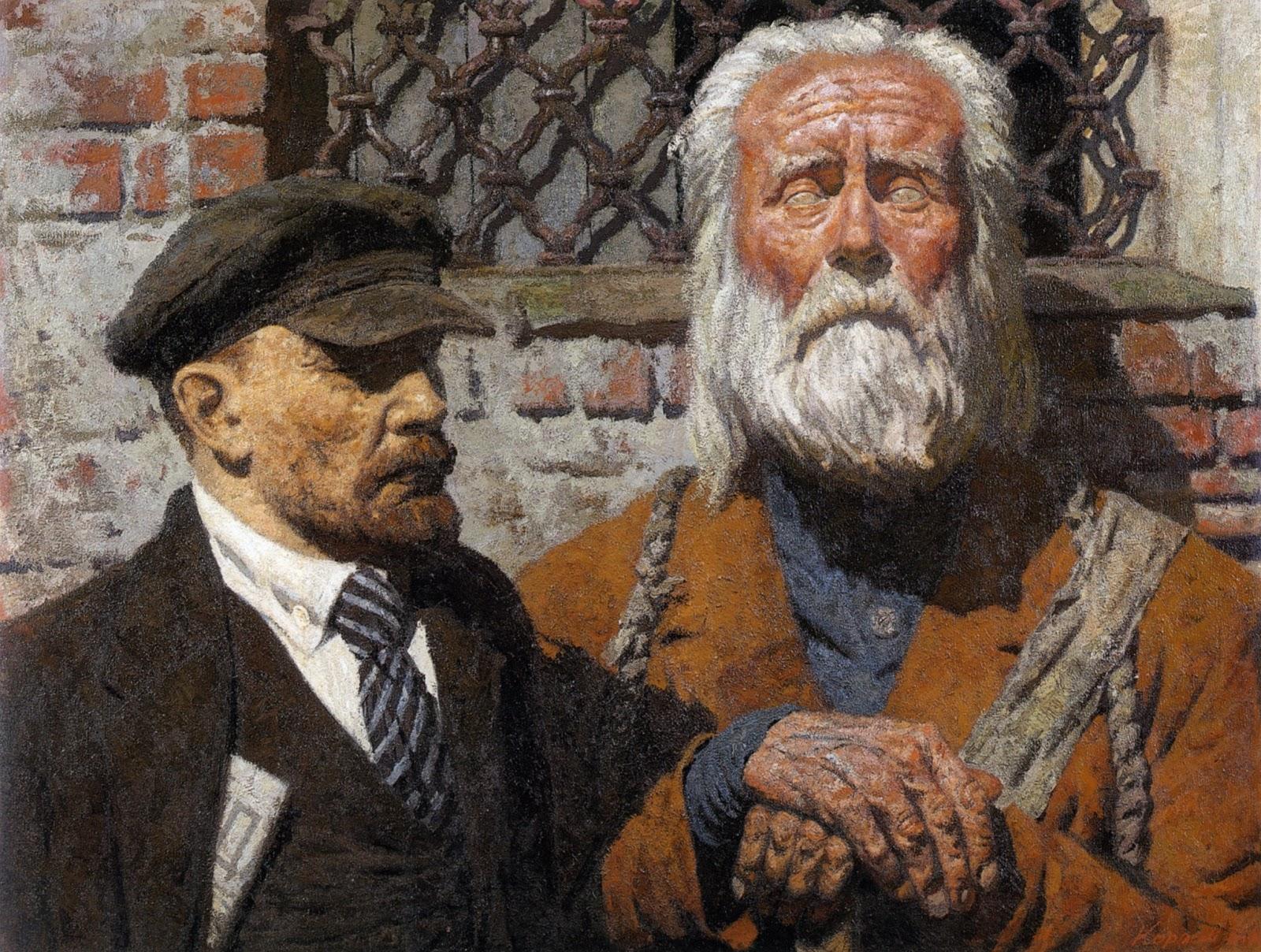 Gely Korzhev Conversation