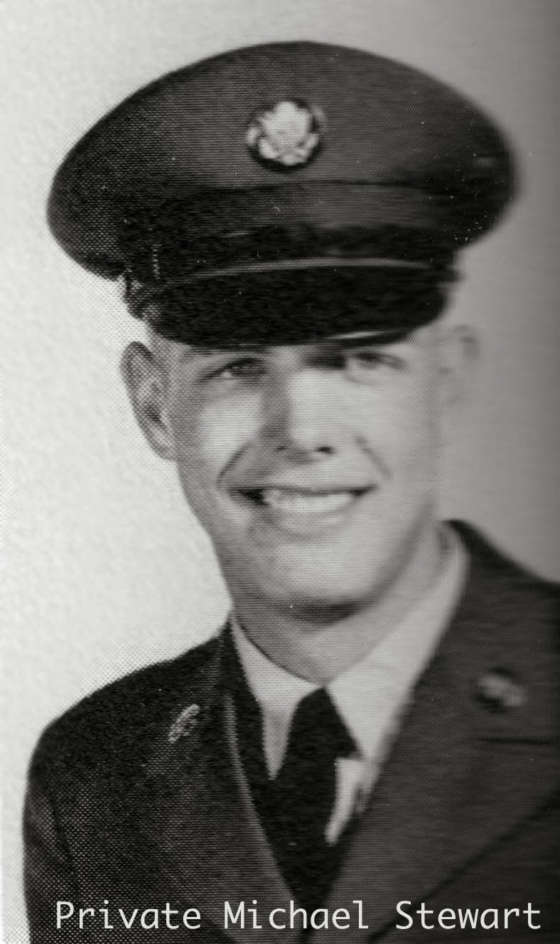 Private Michael Stewart 1958