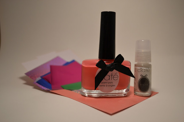 Foil Manicure supplies by Elins Nails