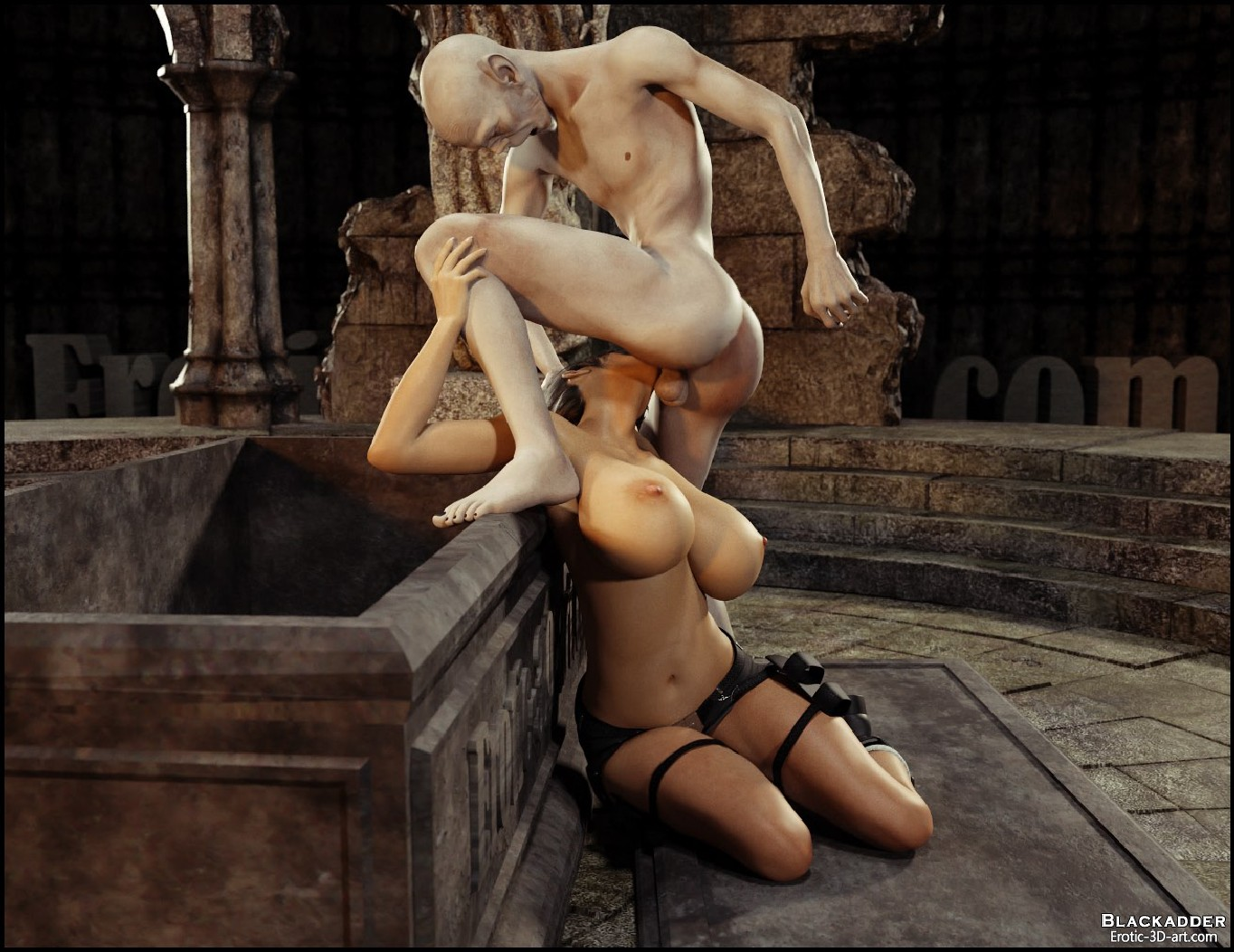 3d lara croft orgy and more tomb raider 3