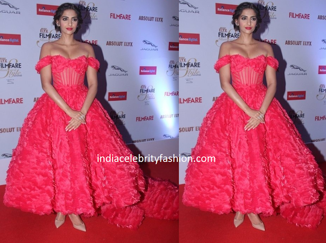 Sonam Kapoor in Michael Cinco Dress