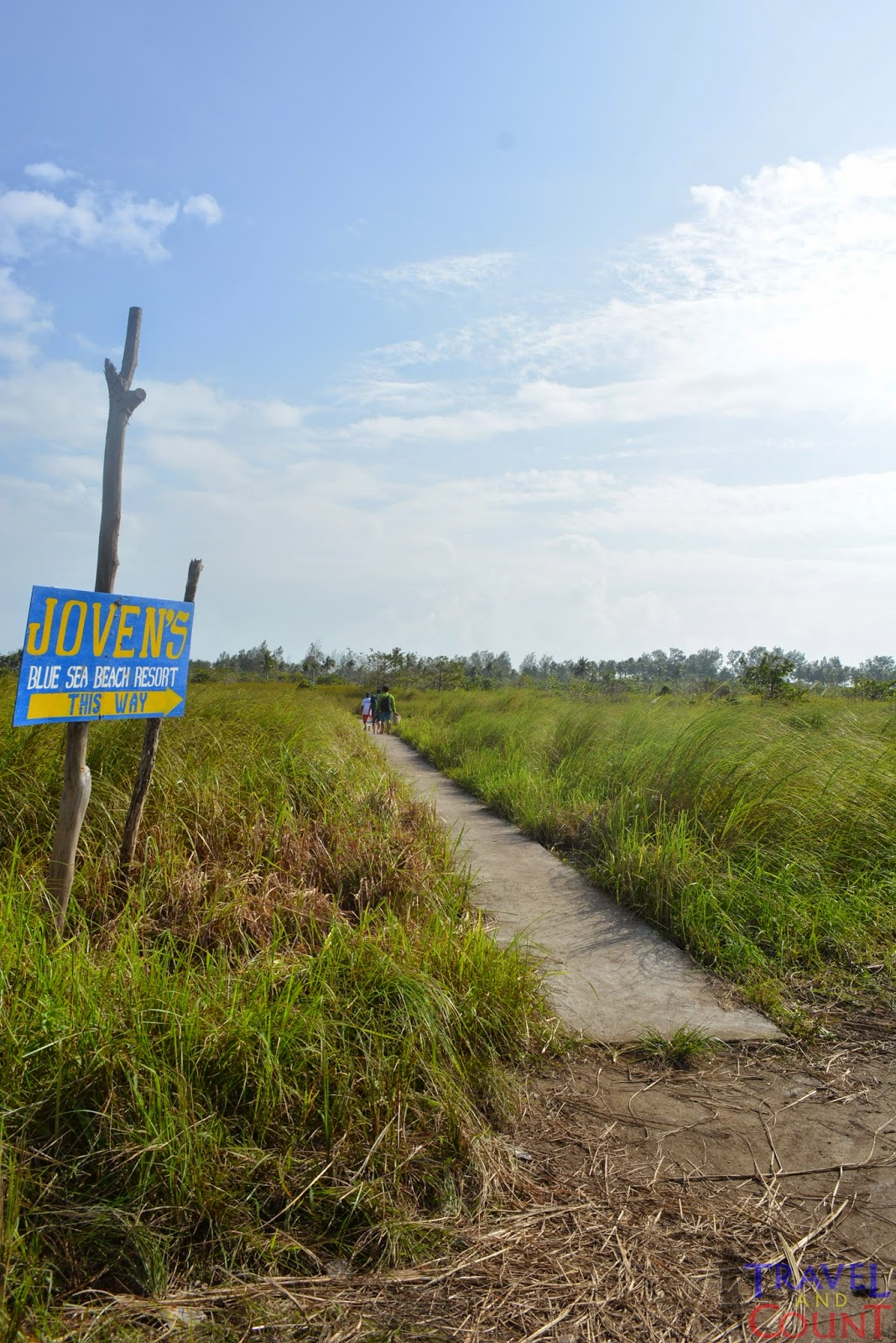 Grassy Terrain to Cagbalete Resorts
