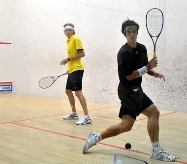 World Open 2011, playing Davide Bianchetti (ITA)