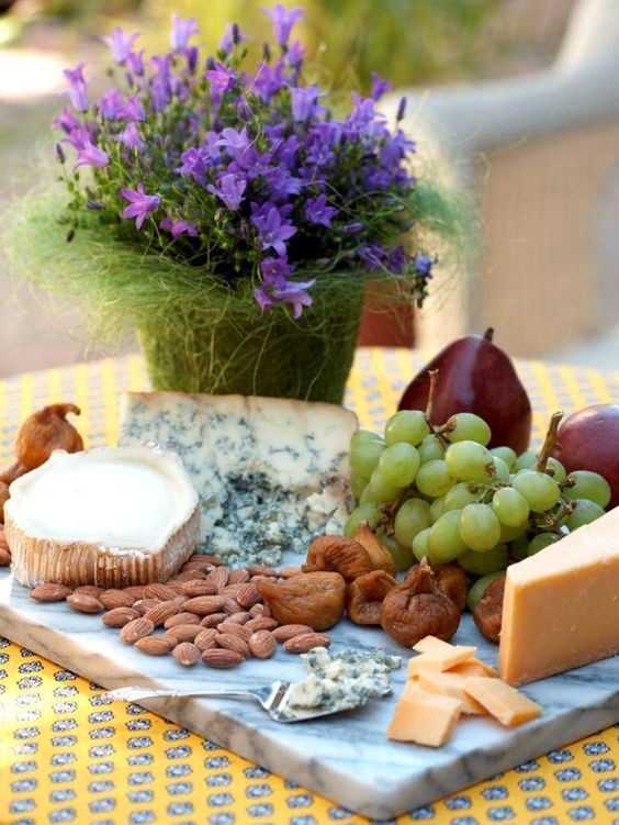 Cheese Plate How-To