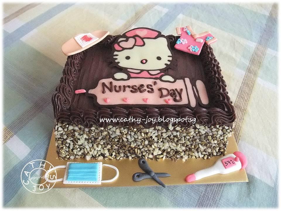 Nurses Day Cake Singapore