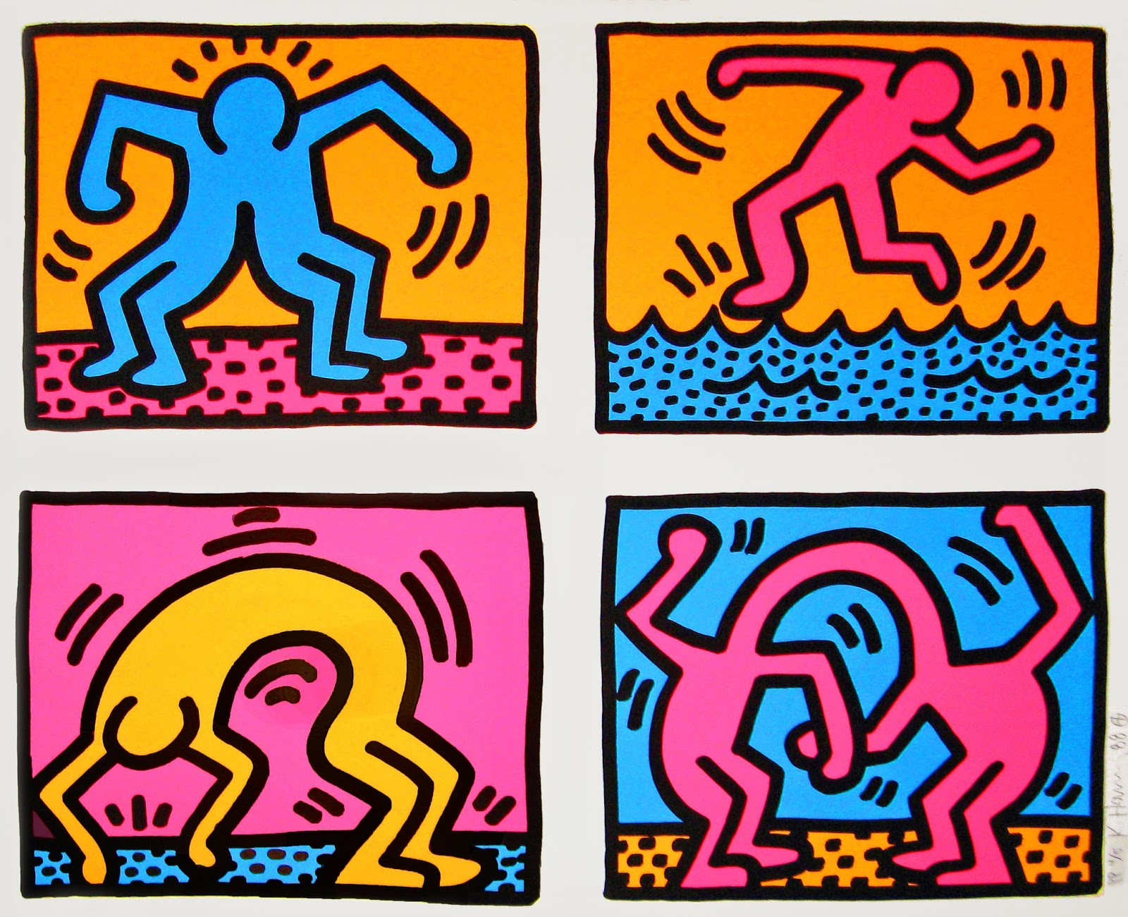 Keith haring famous graffiti artists graffiti artists names
