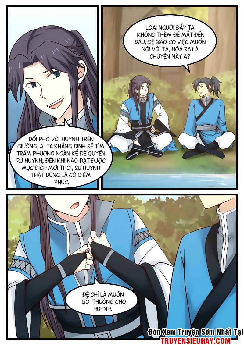 Võ Luyện Đỉnh Phong chap 34 - Trang 3