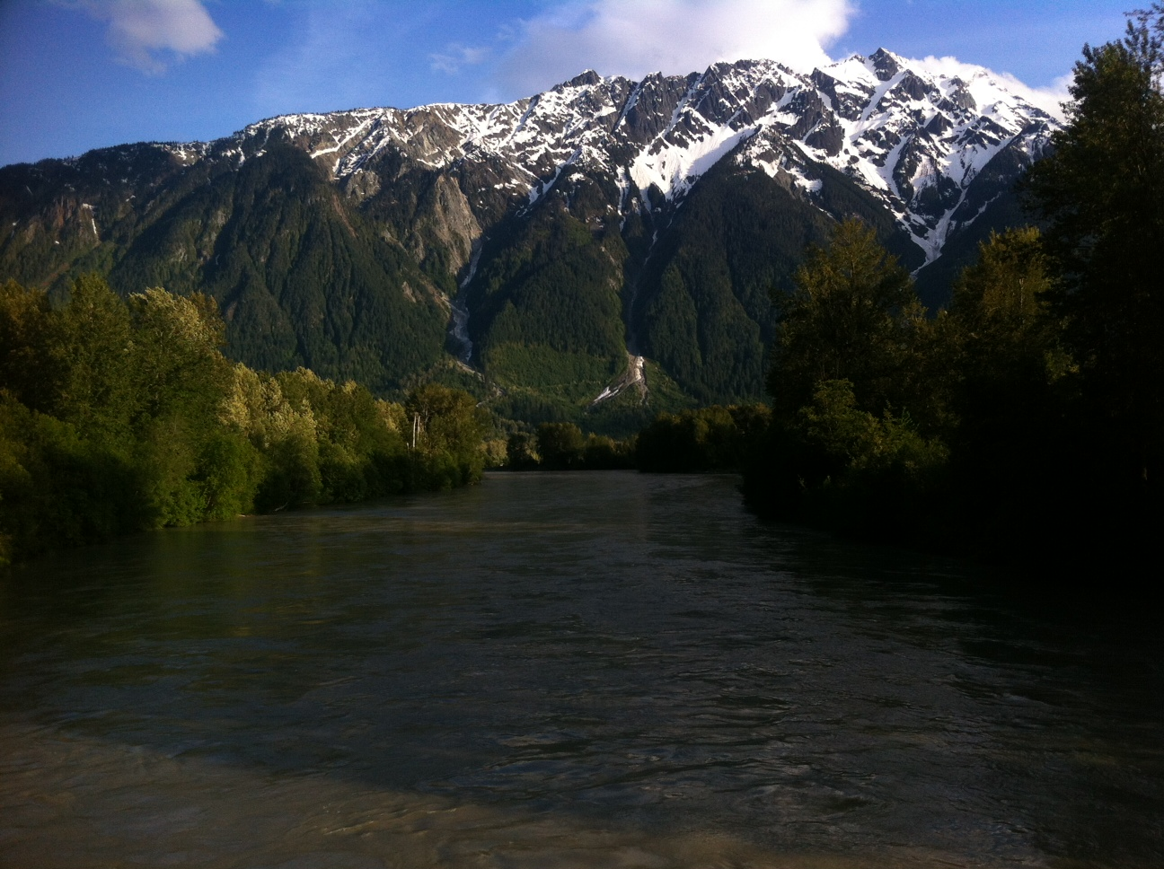 Lillooet (BC) Canada  City new picture : ... Fishing Reports: Rivers Levels and Conditions in Pemberton BC, Canada