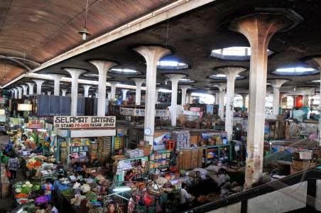 Pasar Johar semarang