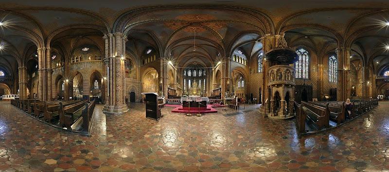 Mátyás templom gömbpanoráma