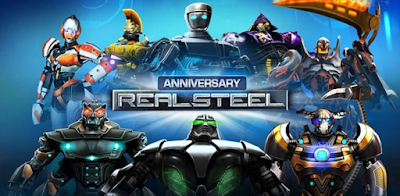 Download Real Steel HD v1.28.1 APK+OBB Free For Android