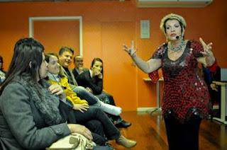 Encontro com Leila Navarro reúne expositores da Fevest 2015