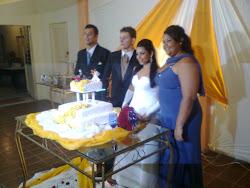 Casamento de Thiago e Thayná