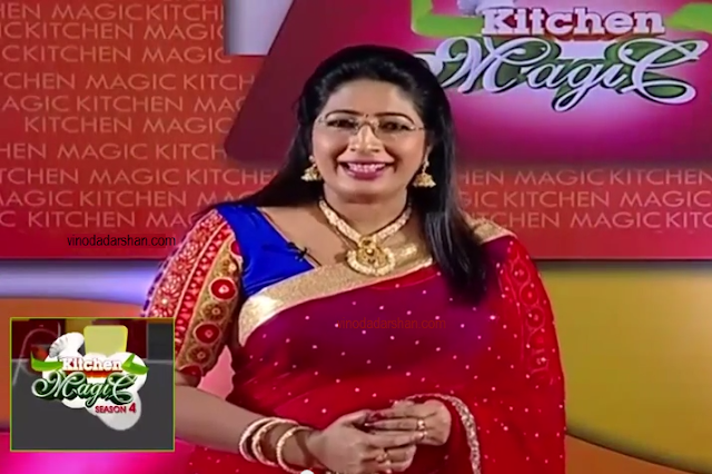Kitchen Magic Season 4 on Kairali TV