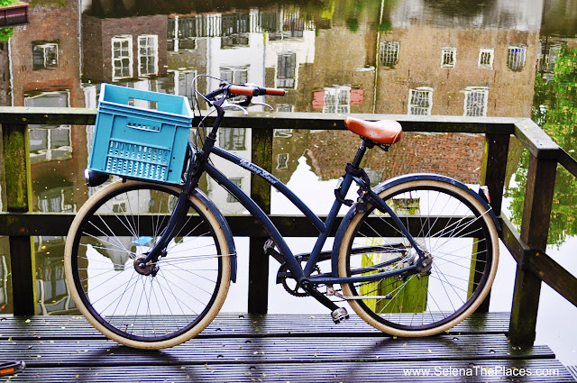 Bicycle Delfshaven Rotterdam