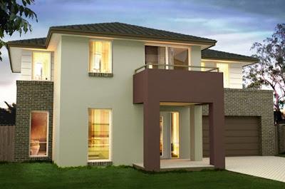Fachadas de casas modernas estilo oriental construye hogar - Colores de fachadas de casas bonitas ...