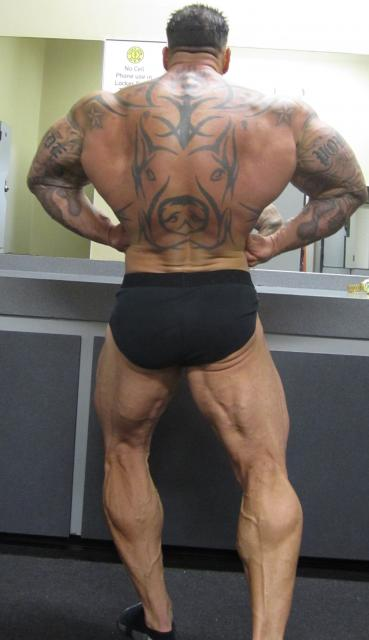 Tattoo for Bodybuilders