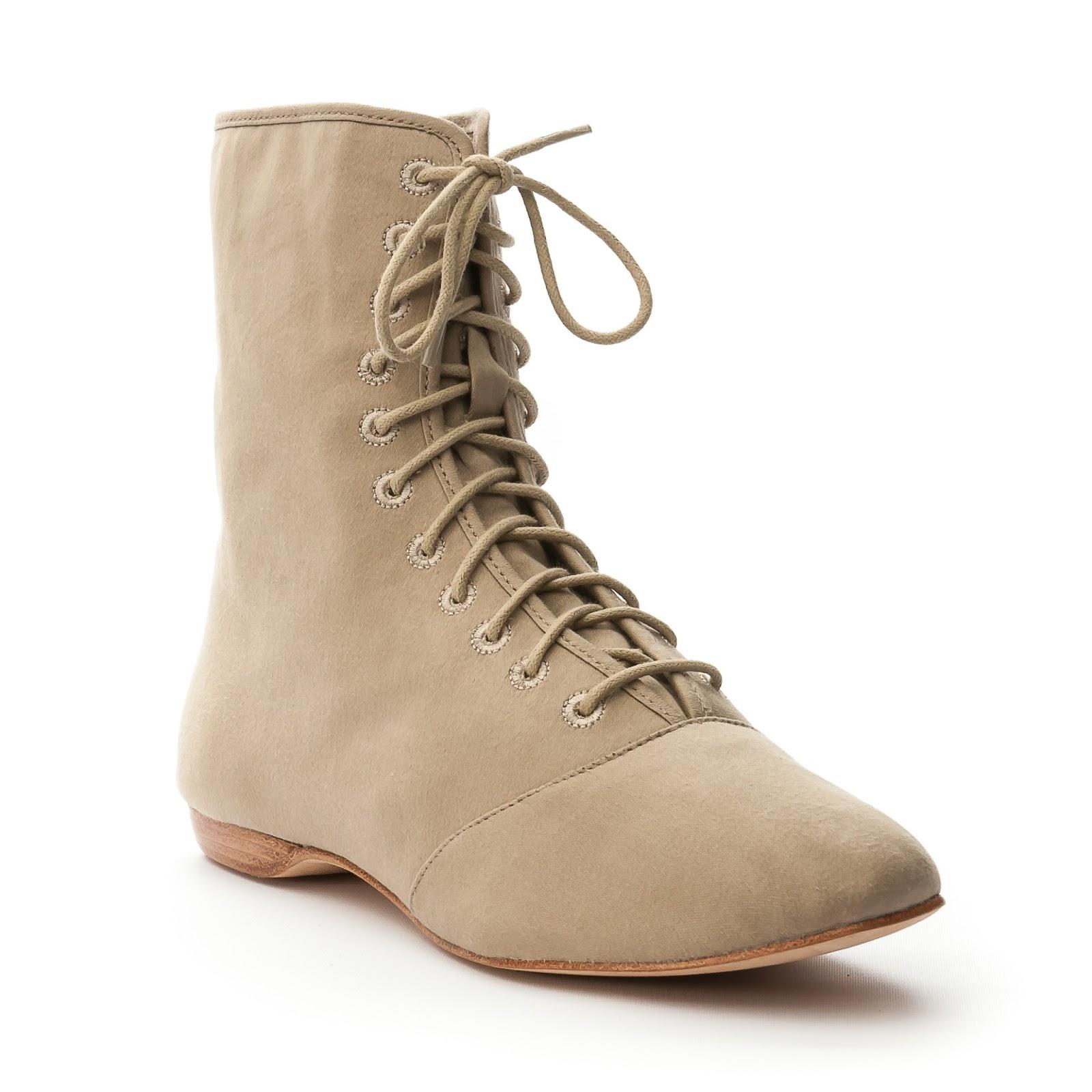 Nankeen Regency boots