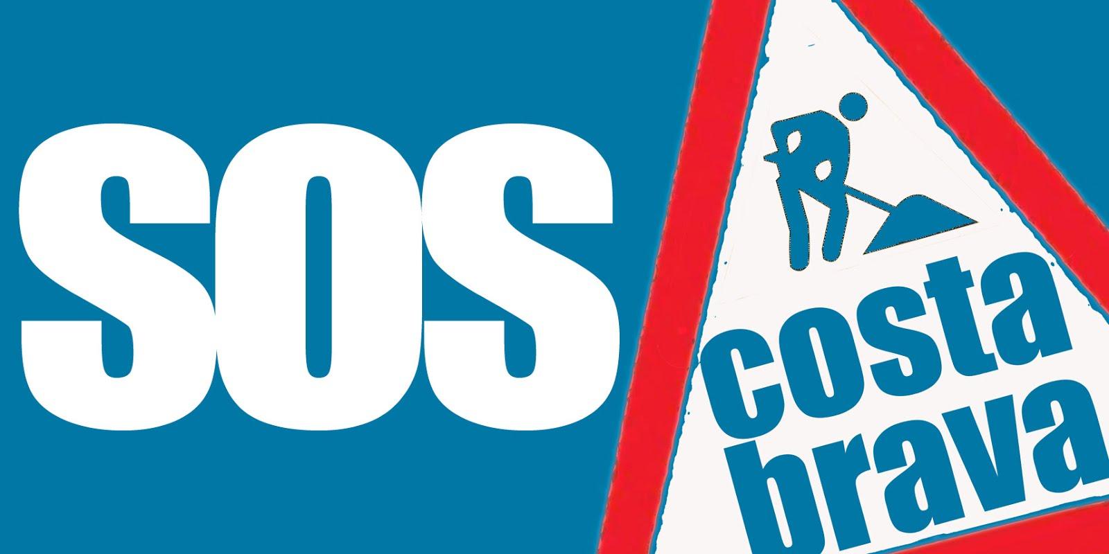 Campanya de SOS Costa Brava per finançar les despeses jurídiques dels projectes que volen aturar