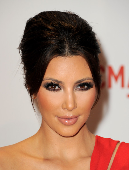 kim kardashian haircut long layers. kim kardashian hairstyles