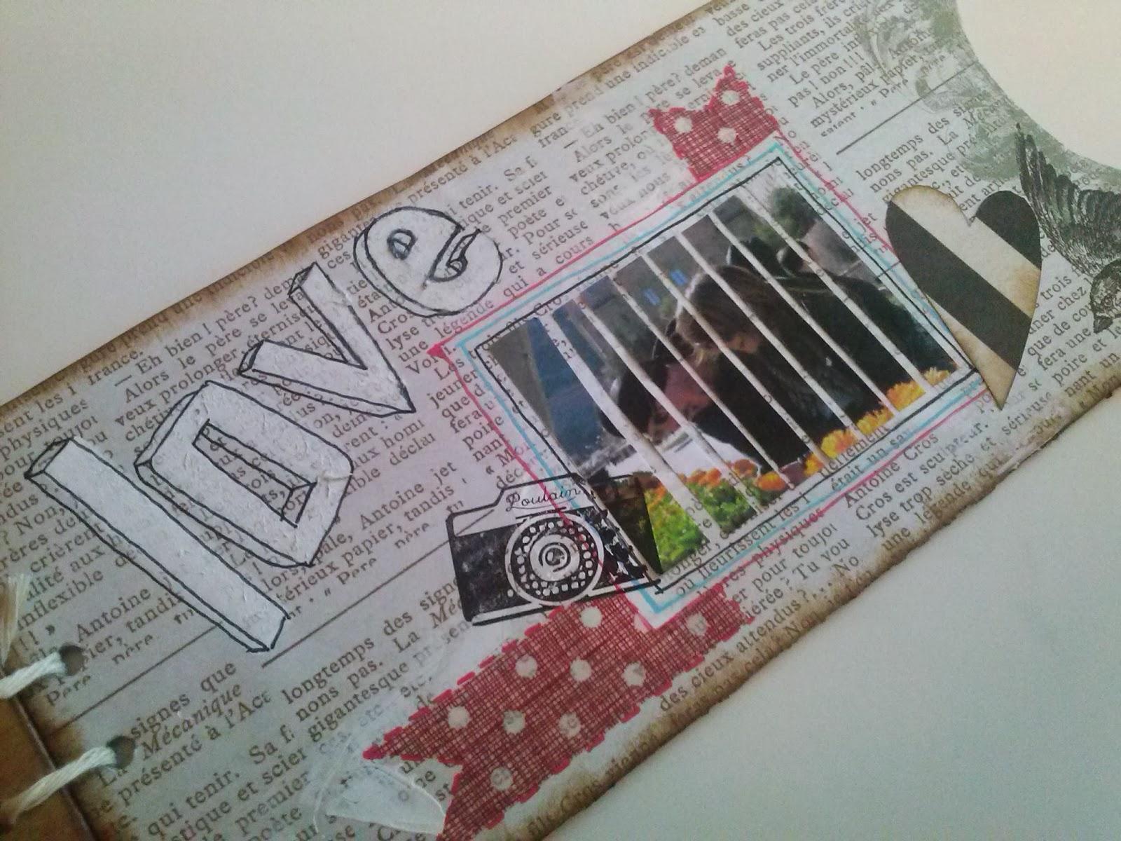 Rosa gomez lbum amor - Decoracion de album de fotos ...