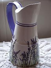 Imitación jarra de latón