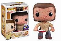 Funko Pop! Rick Grimes Prison Yard Bloody