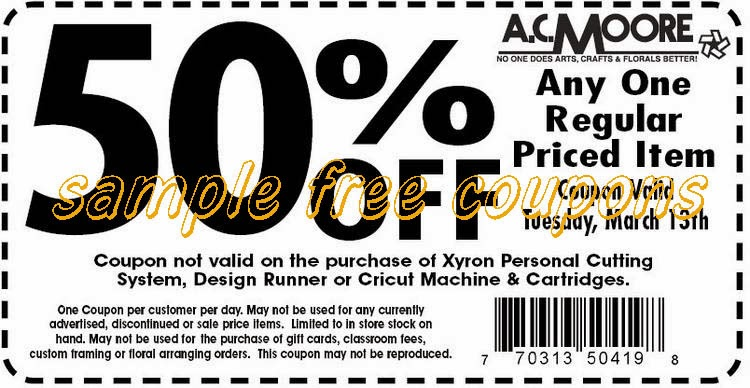 Coupons ac nj