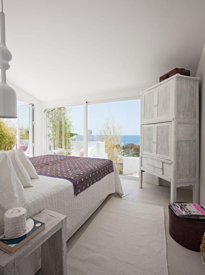 Chicdeco blog una villa mediterr nea con vistas al mara mediterranean villa with views to the sea - Mandarina home espana ...