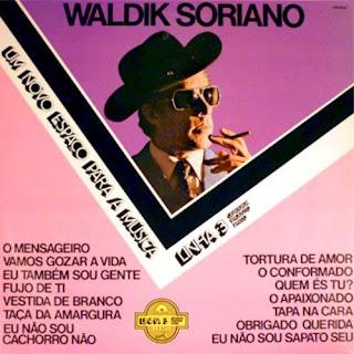 Waldick Soriano - Linha 3 (Disco De Ouro)