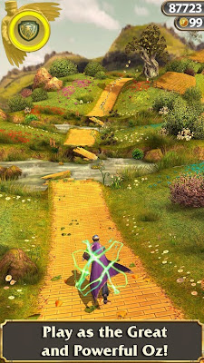 Temple Run Oz v1.4.0 APK Android - Android Games Free Download