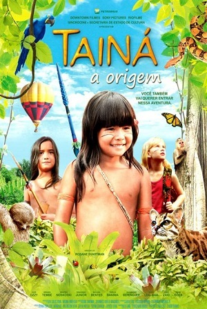 Filme Tainá - A Origem    Torrent Download