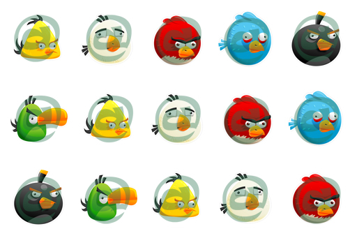 Unique bottle cap designs angry birds bottle cap image for Cool bottle cap designs