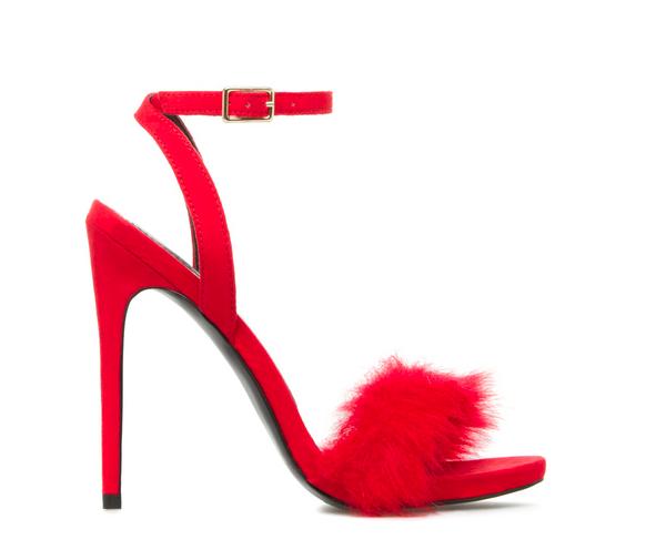 Shoe Dazzle Princessa Sandals