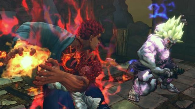 free street fighter 4 game  for pc