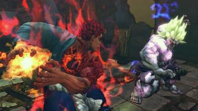Street Fighter 4 PC Games Screenshots