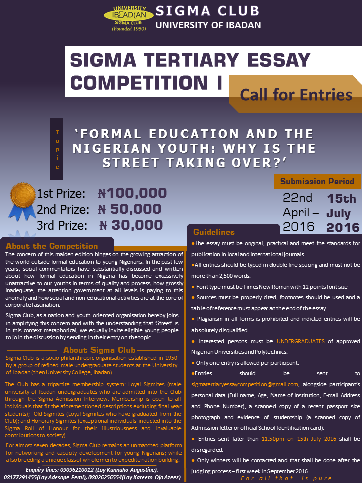 new models development essay competition