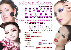 Showkita Awsome, 1 May 2012