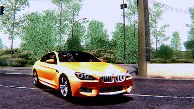 GTA SA - BMW M6 Coupé 2013