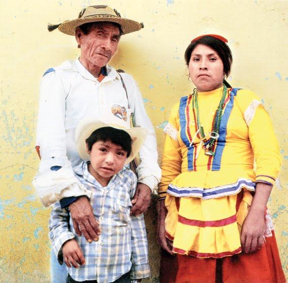 Los Indios Cora's De Nayarit