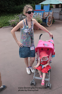 Growing Up Disney Minnie Mom